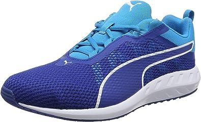 Puma Flare 2, Zapatillas de Running Hombre, Azul (True Blue-Blue Danube 01), 48.5 EU: Amazon.es: Zapatos y complementos