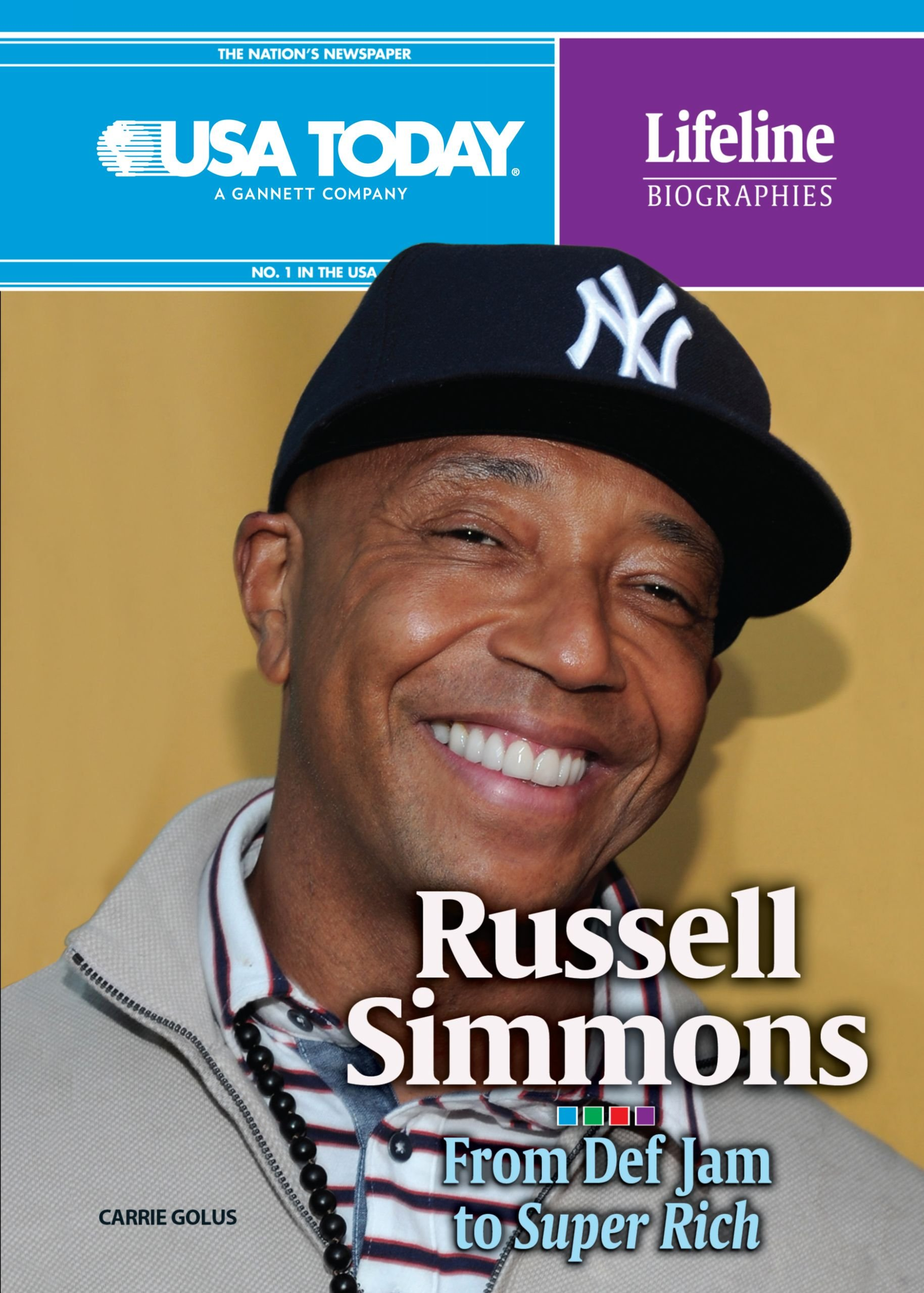 Download Russell Simmons: From Def Jam to Super Rich (USA Today Lifeline Biographies) ebook
