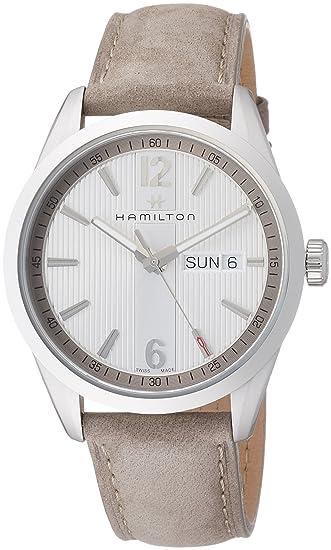 Hamilton - HAMILTON American-Classic Broadway Day-Date-Quartz H43311915 - H43311915