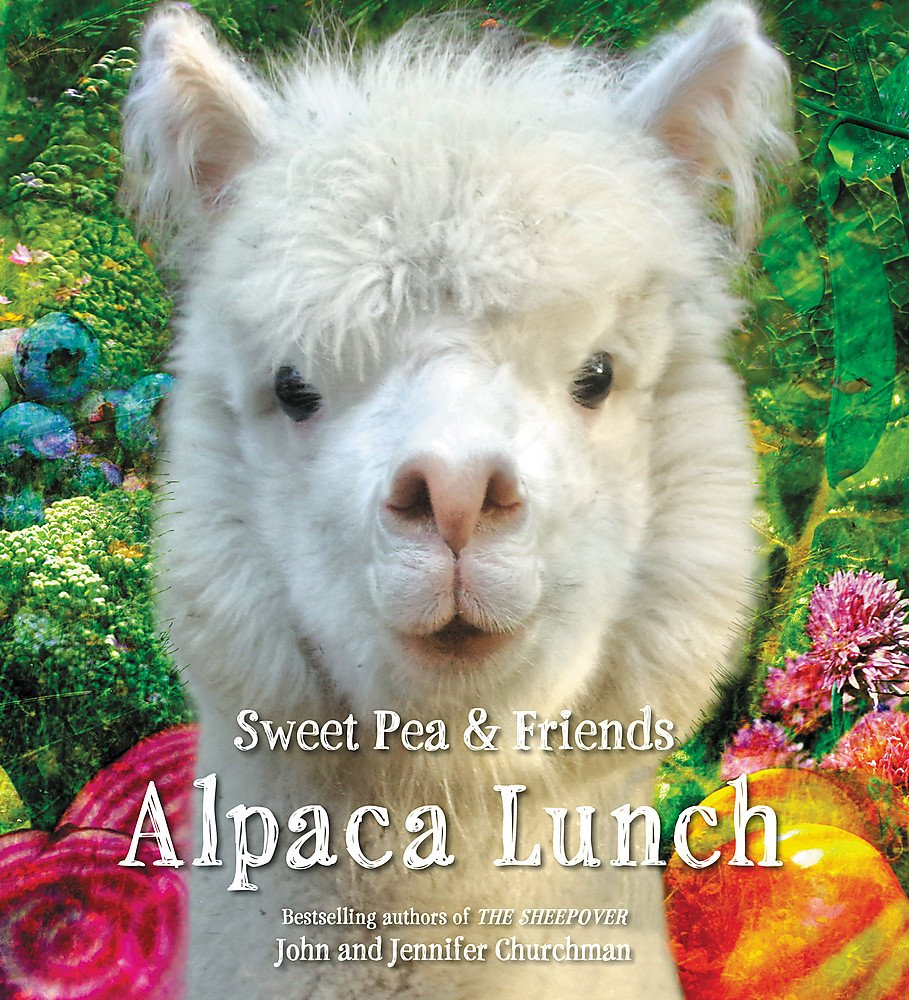 Alpaca Lunch (Sweet Pea & Friends)