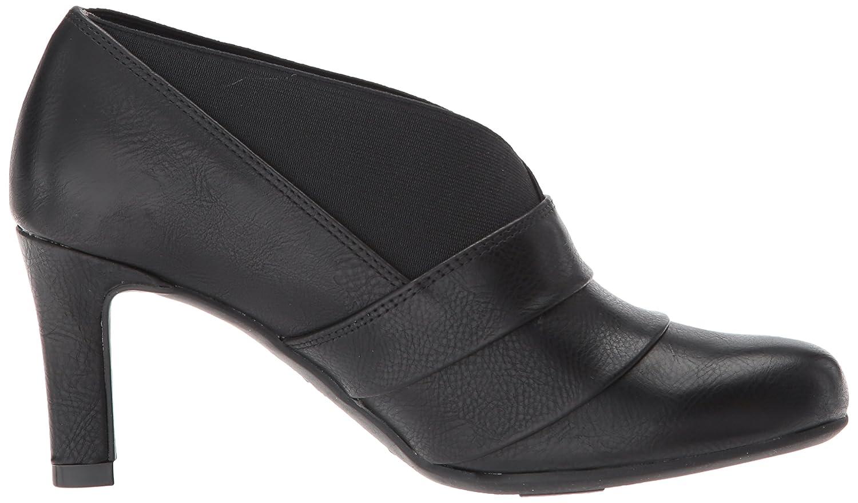 LifeStride Women's Micah 9.5 Ankle Bootie B07325ZCNR 9.5 Micah B(M) US|Black b13c0e