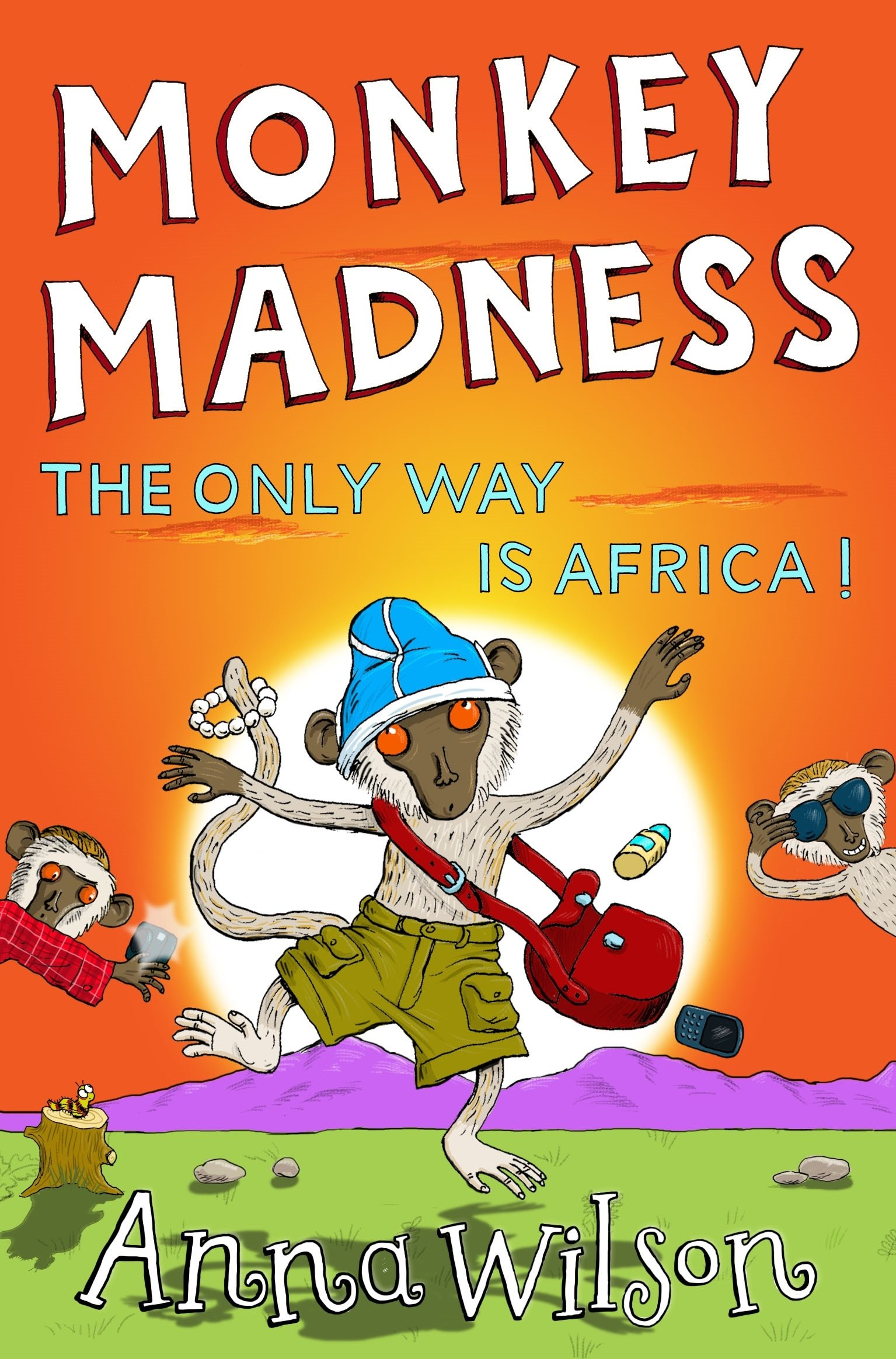 Monkey Madness: The Only Way Is Africa! pdf epub