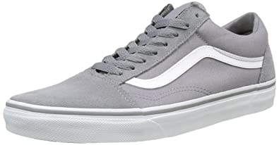 Vans Unisex Old Skool Leather Sneakers