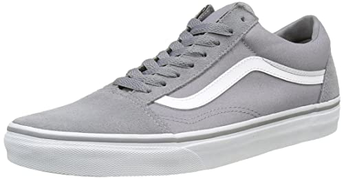 2637a9f68bf Vans Unisex Old Skool Leather Sneakers  Buy Online at Low Prices in India -  Amazon.in