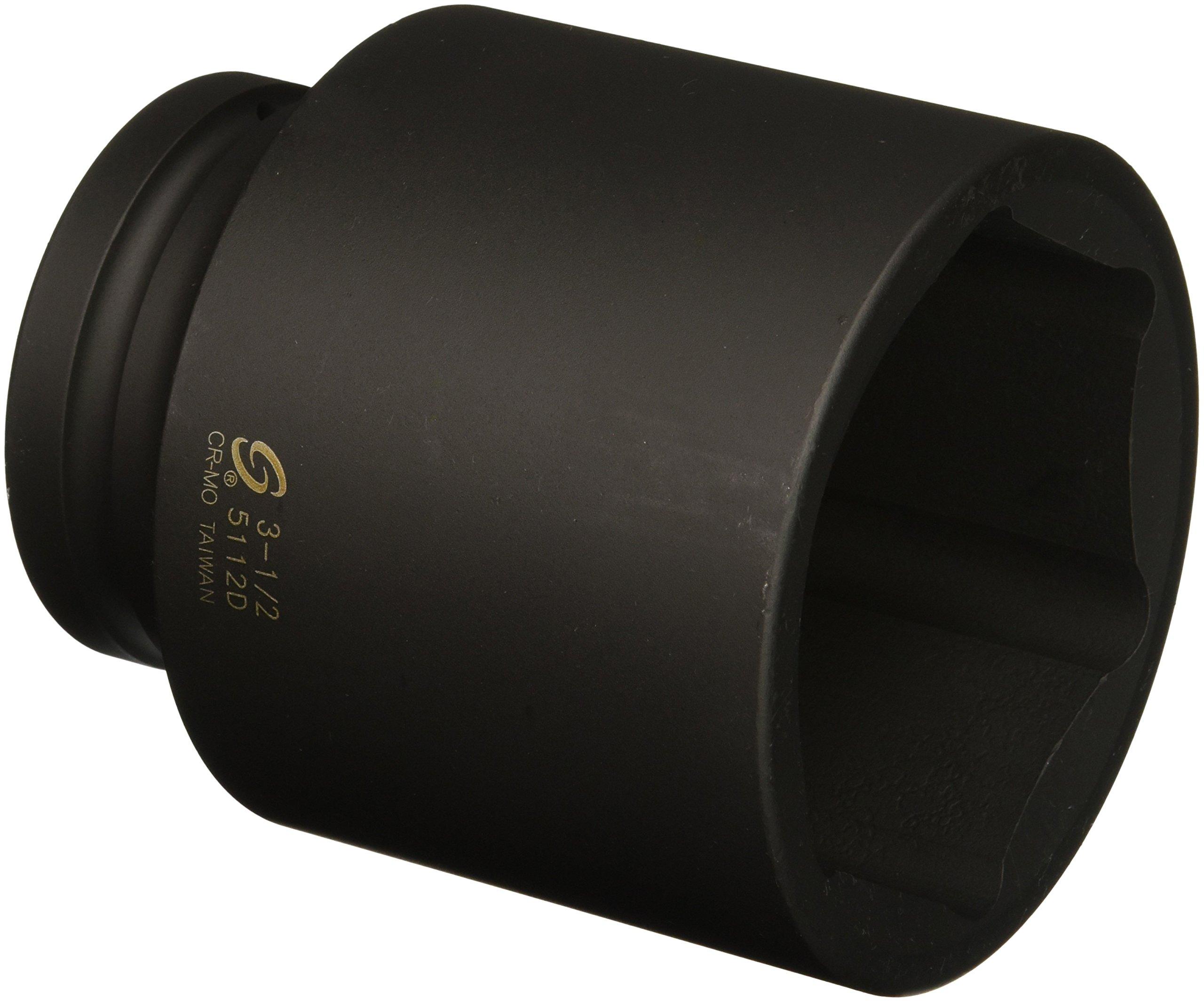 Sunex 5112D 1'' Drive Deep Impact Socket 3-1/2''