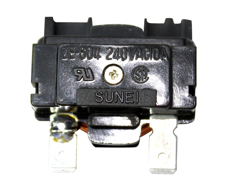 Bosch Parts 2610358997 Relay