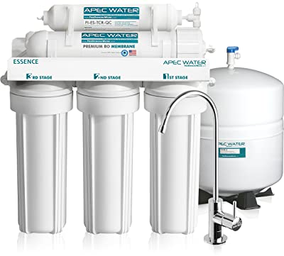 APEC Top Tier 5-Stage Ultra Reverse Osmosis Filter System
