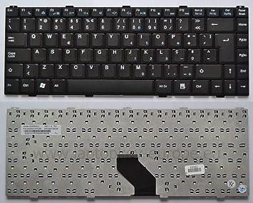 OEM QWERTY Negro Portugal Teclado de portátil ASUS S62J S96 S96JS S96S S96Sp S96Jm Z84 Z84Fm