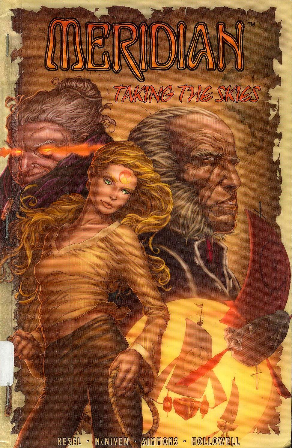 Meridian v. 3: Taking the Skies pdf