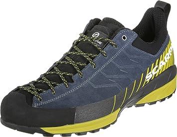 Scarpa MESCALITO - Hiking shoes - titaniuim/tonic xNSl8vkI