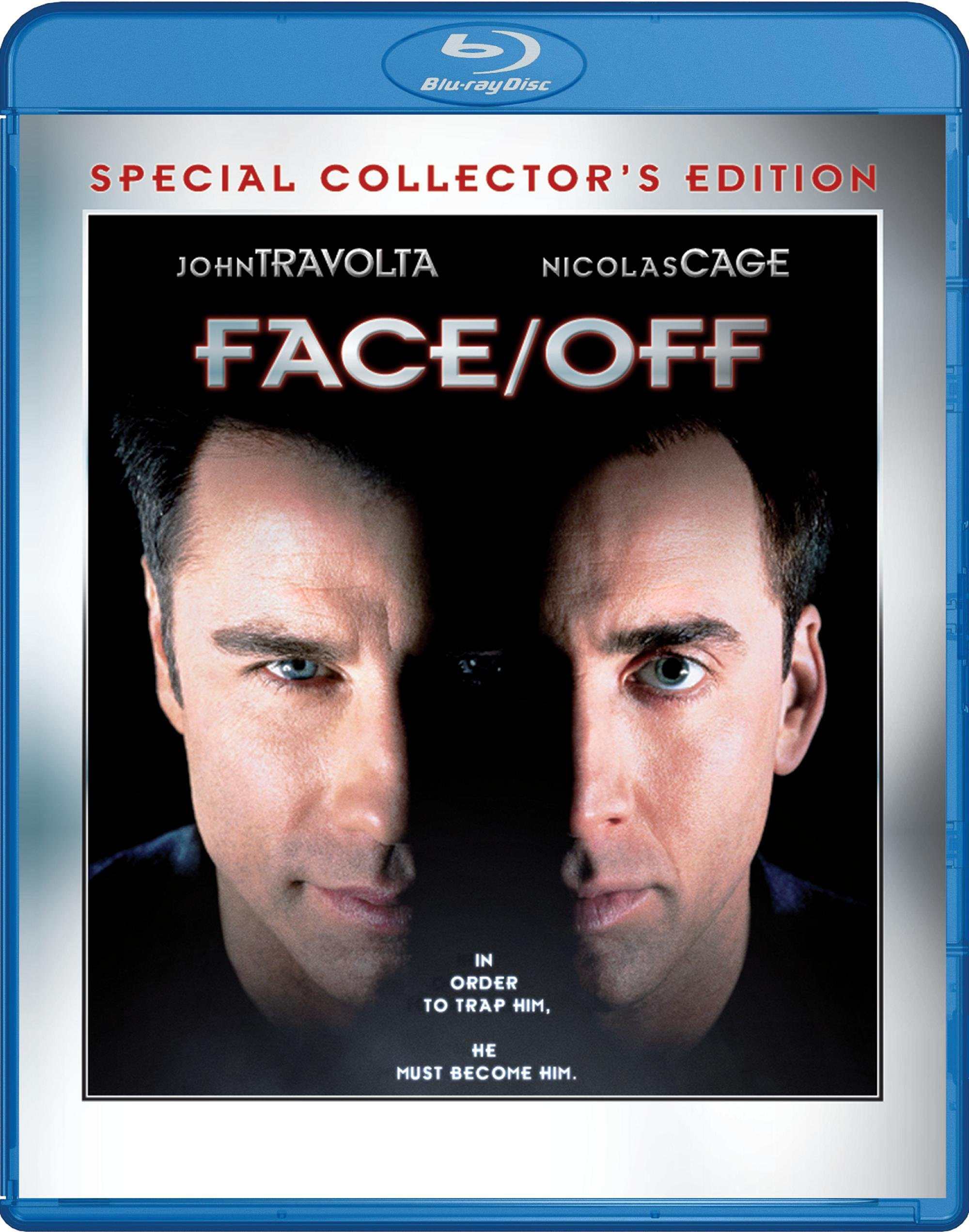 Blu-ray : Face/ Off (Blu-ray)