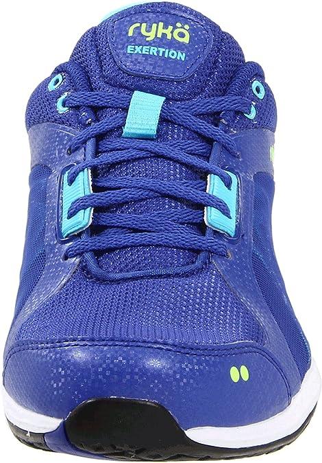 RYKA Women's Exertion Shoe,Navy/Light