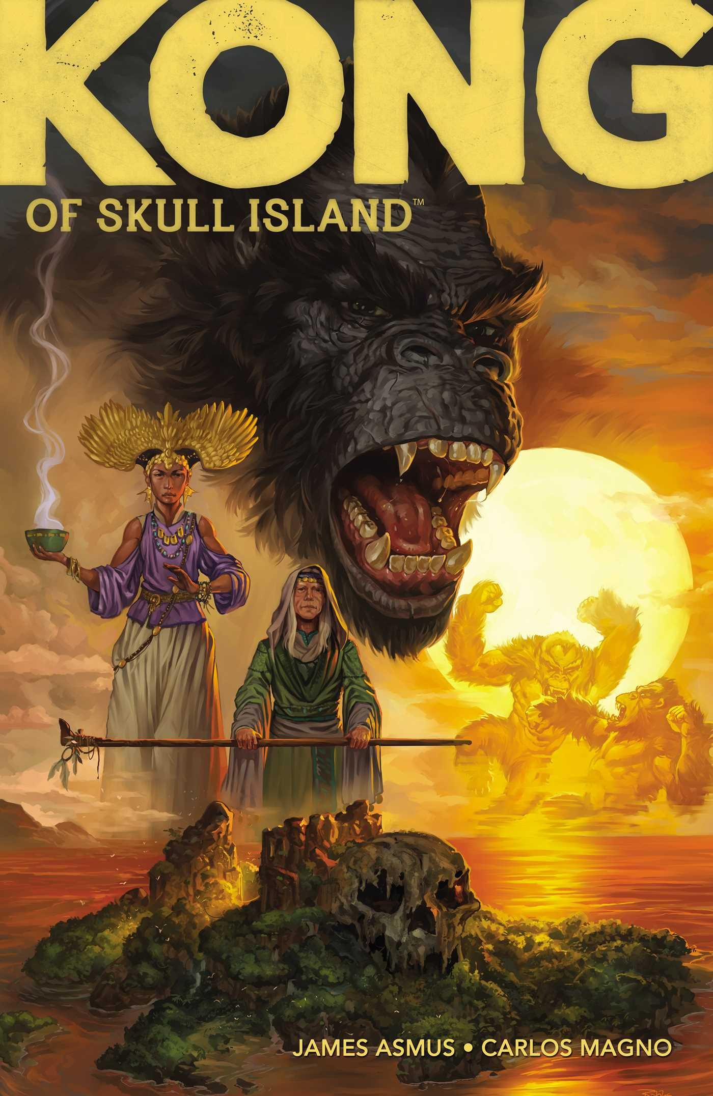 Kong of Skull Island Vol. 1 PDF
