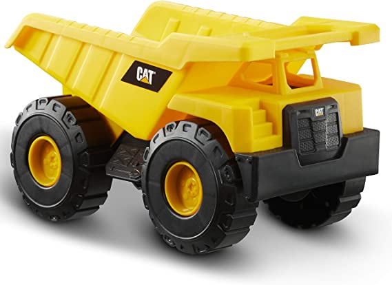 Cat Construction Fleet Dump Truck Toy