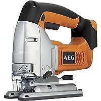 AEG - BST 18X 0 Orange - Scie Sauteuse Sans Fil/Batterie - 18 V