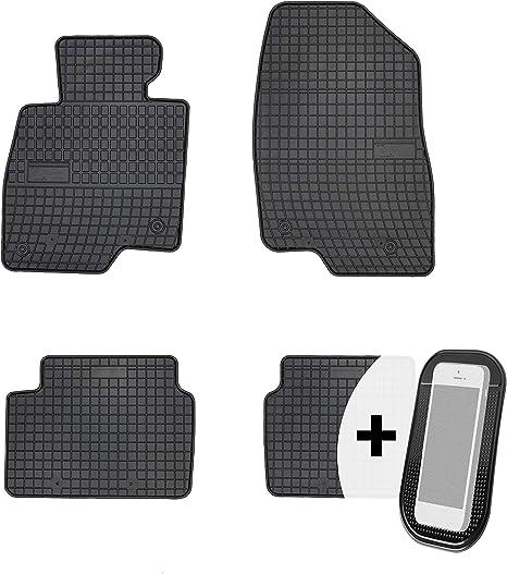 Gummimatten Auto Fußmatten Gummi Automatten Passgenau 4 Teilig Set Passend Für Mazda 3 Iii 2014 2019 Auto