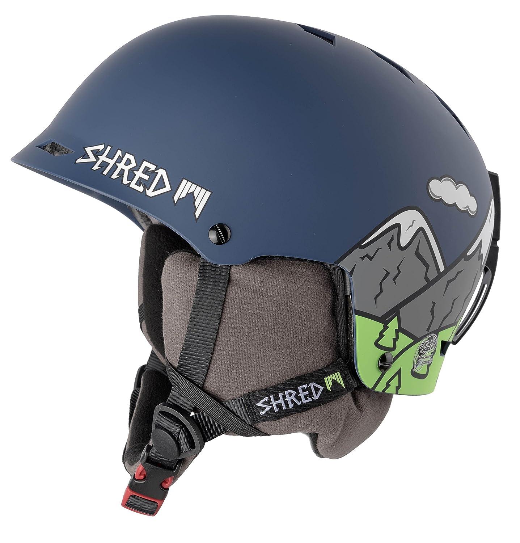 Shred Half Brain D-lux Needmoresnow Helm
