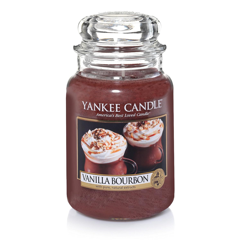 Amazon Yankee Candle Jar Candle Vanilla Bourbon Home
