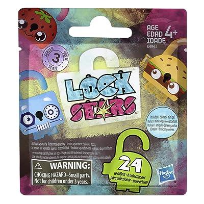 Lock Stars Blind Pack Figure, 1 of 24, Series 3: Toys & Games