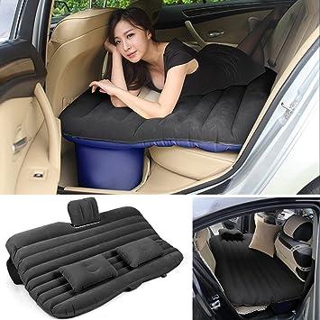 Cama de aire inflable del coche de la cama del viaje Cojín de aire ...