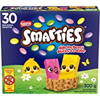 NESTLÉ Smarties Easter Milk Chocolate Pack of 30, 300g
