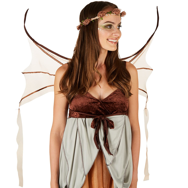 dressforfun Costume da Donna - Ninfa Spirito Della Natura  9d174f0725cf