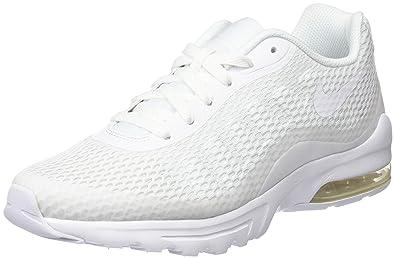 Nike Hombres Air Max Running Invigor Se Blanco  Blanco Running Max Zapato b0dedd