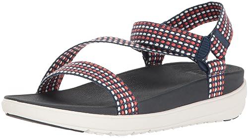 baa4419b1 fitflop Women s Z-Strap Slide Sandal