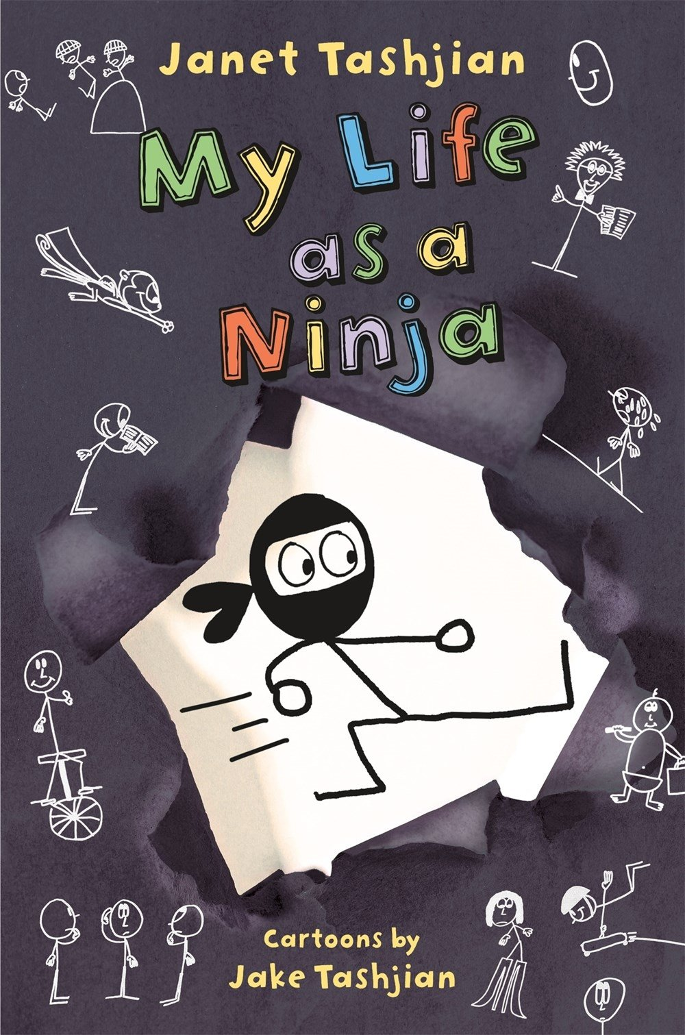 My Life as a Ninja (The My Life series): Janet Tashjian ...