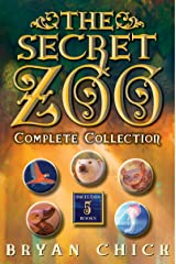 The Secret Zoo Complete Collection: Books 1-5 Kindle Edition