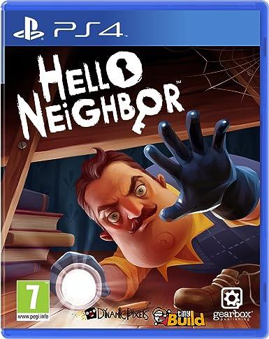 Hello Neighbor - PlayStation 4 [Importación inglesa]: Amazon.es ...