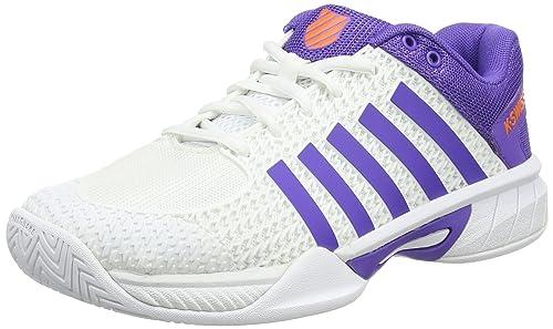 K-Swiss Performance Express Light, Zapatillas de Tenis para Mujer: Amazon.es: Zapatos y complementos