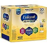 Enfamil NeuroPro Ready to Feed Baby Formula Milk Nursette, 2 fluid ounce (6 count) - MFGM, Omega 3 DHA, Probiotics, Iron…