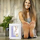 My Little Beauty – Maschera peeling per piedi – Esfoliante, rimuove i calli, ideale per dei piedi morbidi (2 paia per confezione)