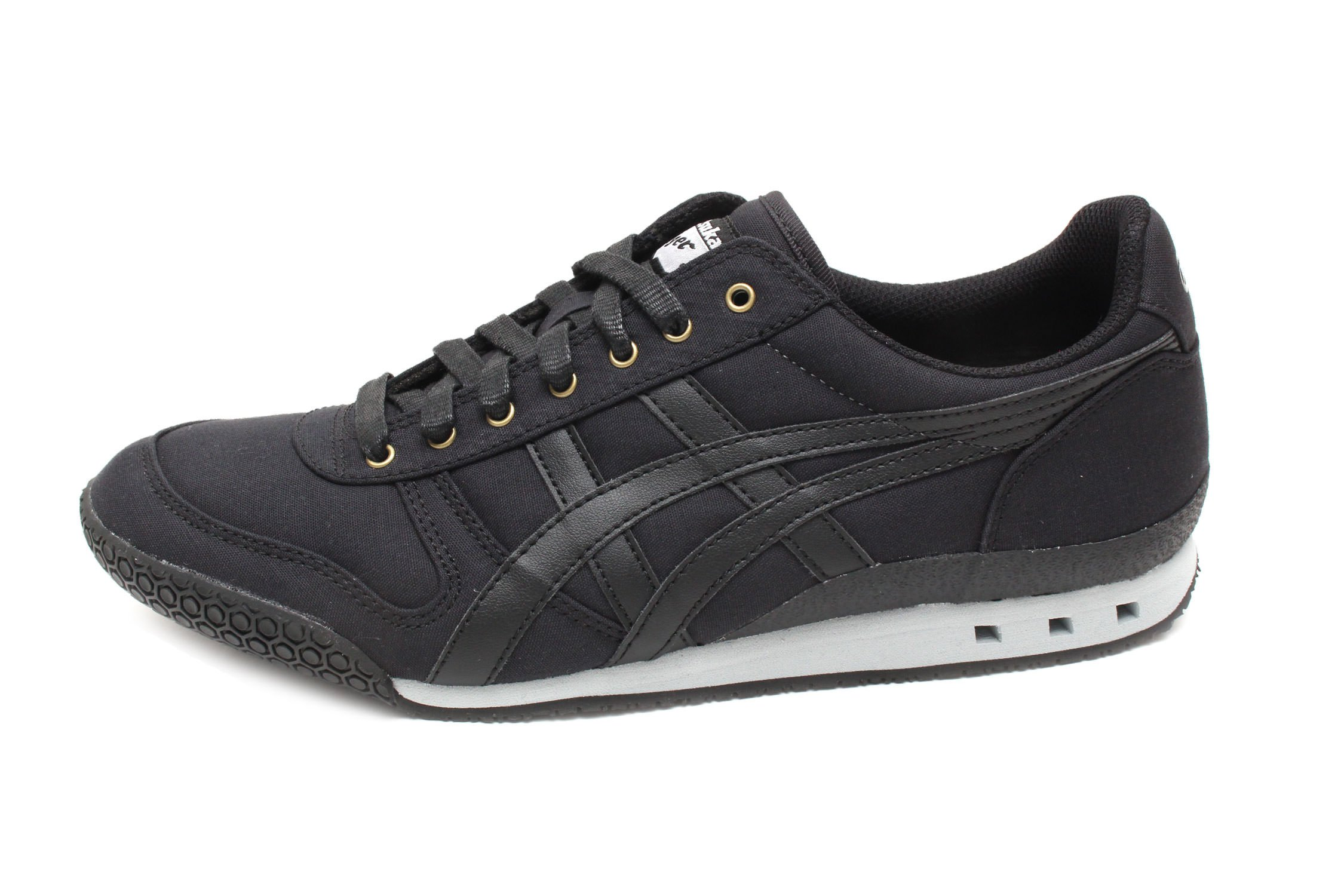 finest selection 070fc bbe6c Galleon - Onitsuka Tiger By Asics Unisex Ultimate 81 Black Black 1 10 Women   +D409 D437 8.5 Men M US