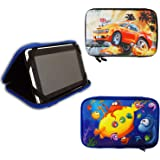 Eva Hard wild-techno Case For 7 Inch Samsung Galaxy Tab 2/Tab 3 Kids Sea