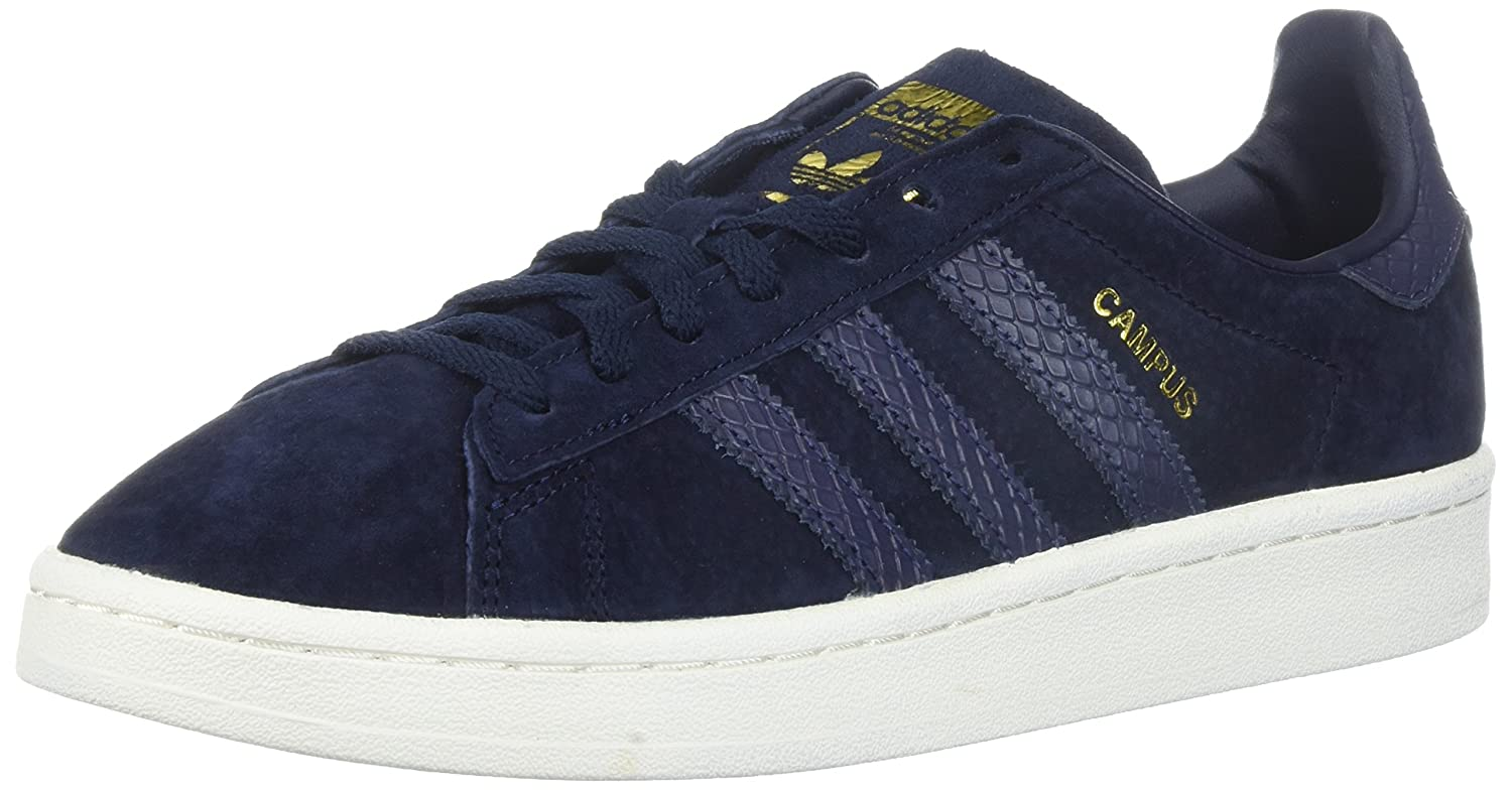 adidas Originals Women's Campus W Sneaker B06XPP1B8Z 10 B(M) US|Legend Ink/Trace Blue/Chalk White