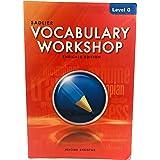 Vocabulary Workshop Enriched Edition Level G ©2012