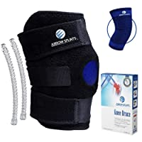Arrow Splints Knee Brace for Meniscus Tear | Also for Arthritis, PCL, Tendonitis...