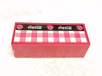 Retro Kühlschrank Coca Cola : Amazon.de: coca cola box vintage kühlschrank magnet