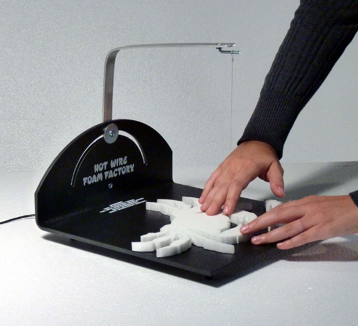 Hot Wire Foam Factory Crafters Scroll Table Set by Hot Wire Foam Factory (Image #3)