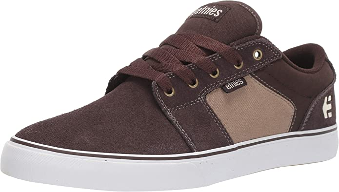 Etnies Barge LS Sneakers Skateboardschuhe Herren Braun