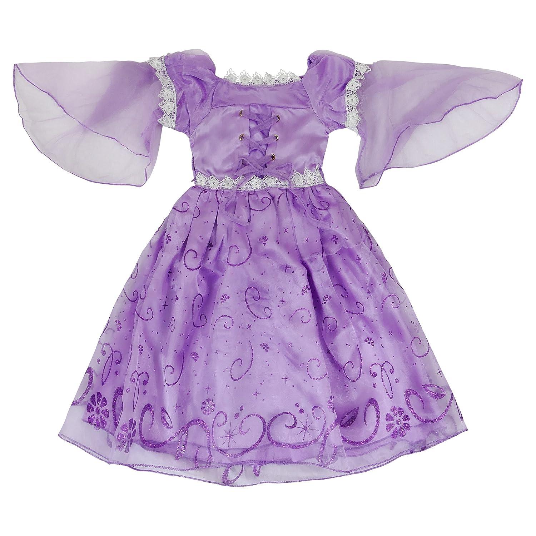 Katara - Disfraz de princesa Rapunzel o de Sofía de Disney vestido ...