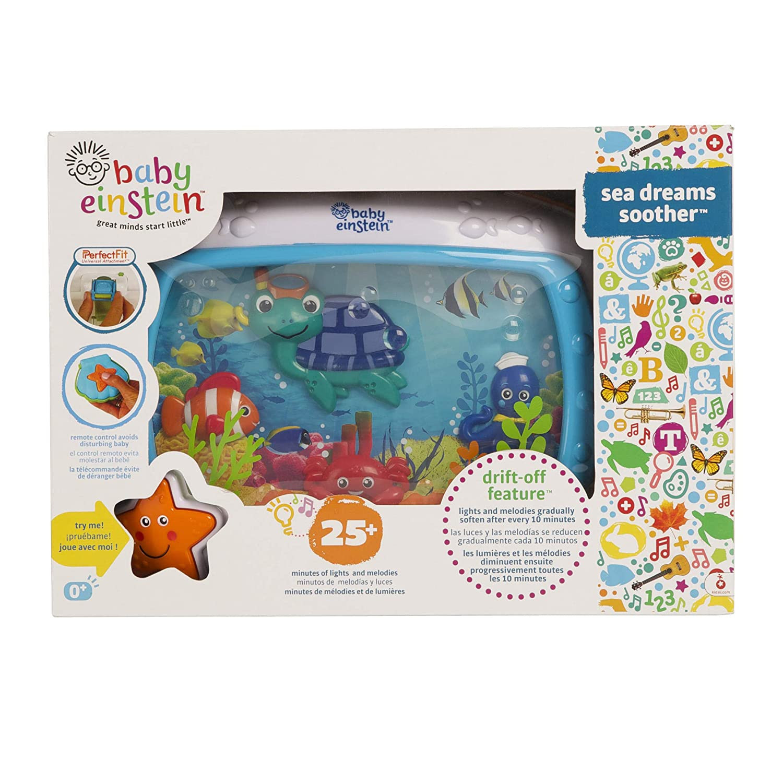 65bf46a6a231 Amazon.com   Baby Einstein Sea Dreams Soother   Crib Toys   Baby