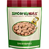 Sincerely Nuts Cinnamon Almonds - Three Lb. Bag - Alarmingly Appetizing – Sealed for Freshness - Incredibly Nutritious - Kosher