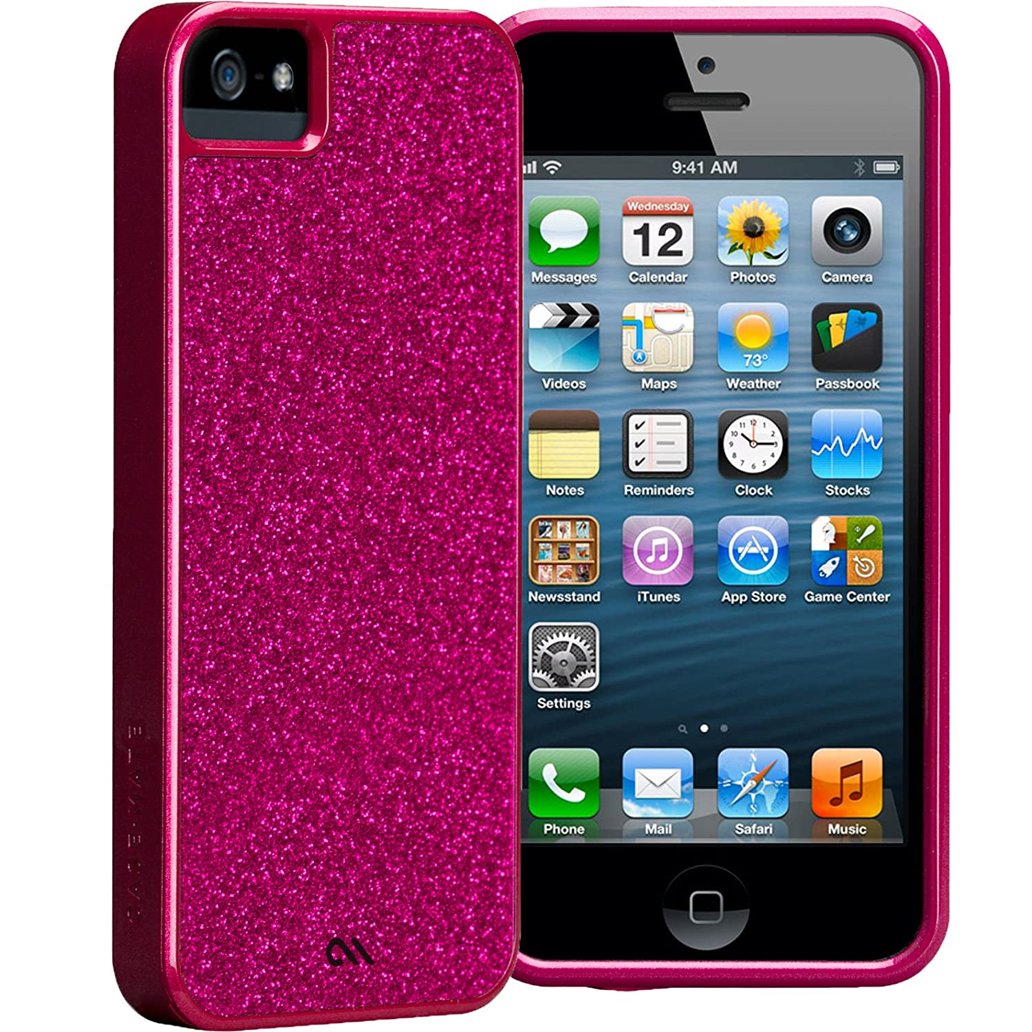 Medical research and corporate technology case mate iphone 4 case - Amazon Com Case Mate Glitter Glam Pink Cover For Apple Iphone 5 Cell Phones Accessories