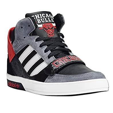 Adidas HARDCOURT DEFENDER NBA CHICAGO BULLS Basketball Sneaker Noir