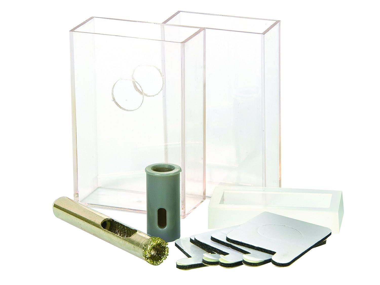 Vitrex 102770 6 mm Diamond Tile Drill Self Adhesive Kit