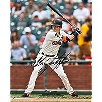 "$69 » Mike Yastrzemski San Francisco Giants Autographed 8"" x 10"" Hitting Photograph - Fanatics Authentic Certified"