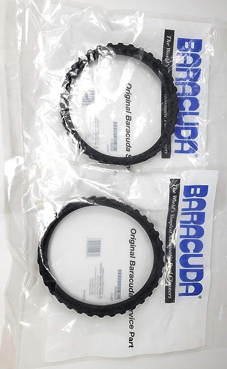 Amazon.com: 2PK Zodiac Baracuda MX8 MX6 piscina limpiador ...